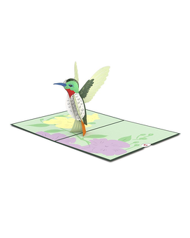 Hummingbird 3D card Gifts