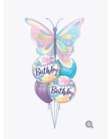 Beautiful Birthday Butterflies Custom product