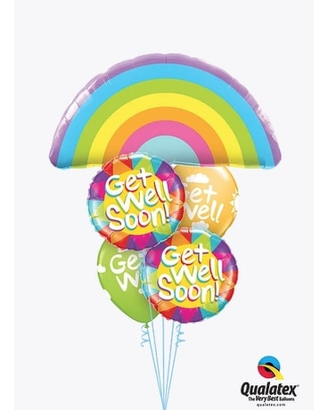 Get Well Rainbow (Rainbow will Vary) Custom product