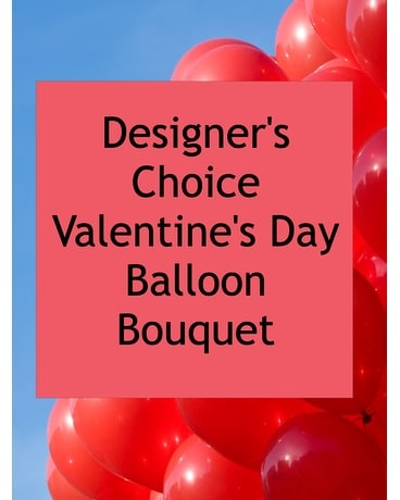 Valentine's Day Balloon Bouquet Custom product