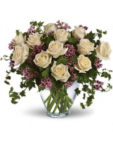 Victorian Romance Flower Arrangement