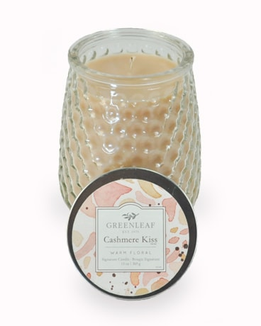 Greenleaf Candle - Cashmere Kiss