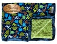 Minky Couture Blanket - Infant