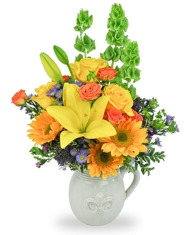f6fc739fa729 Quick view Plentiful Pitcher Flower Arrangement