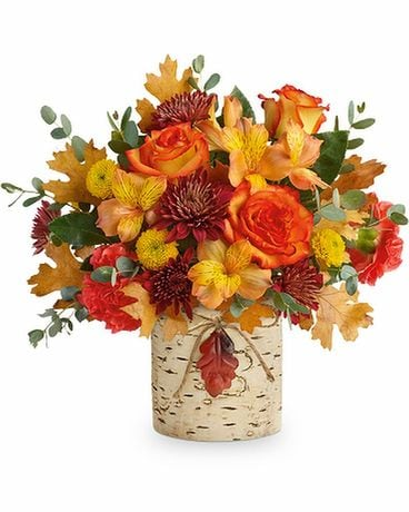 Teleflora's Autumn Colors Flower Arrangement