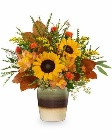 Teleflora's Thankfully Yours Flower Arrangement