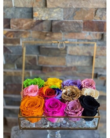 Eternal Rose Delivery Staten Island NY - Eltingville Florist Inc