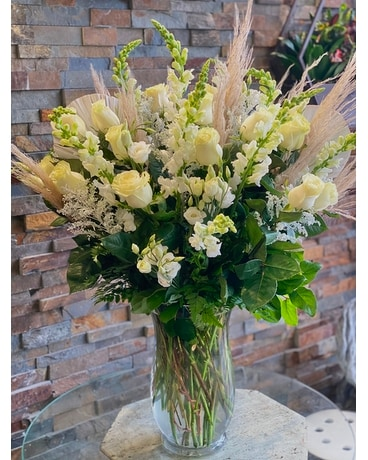 The Palmetto Flower Arrangement