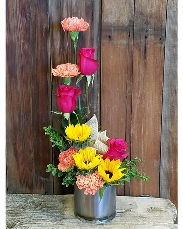 Choose to Shine Flower Arrangement