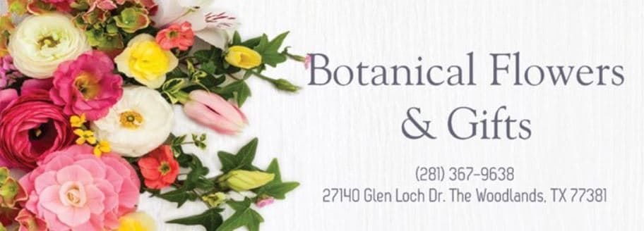 The woodlands florist flower delivery by botanical flowers and gifts botanical flowers and gifts negle Choice Image
