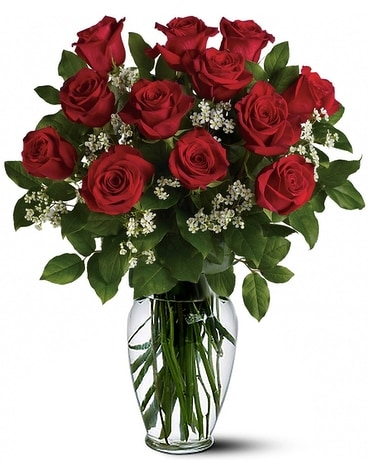 Beautiful Bouquet with Long Stem Roses