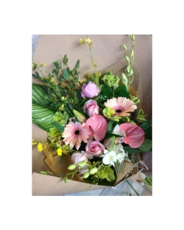 Mixed. Flower bouquet