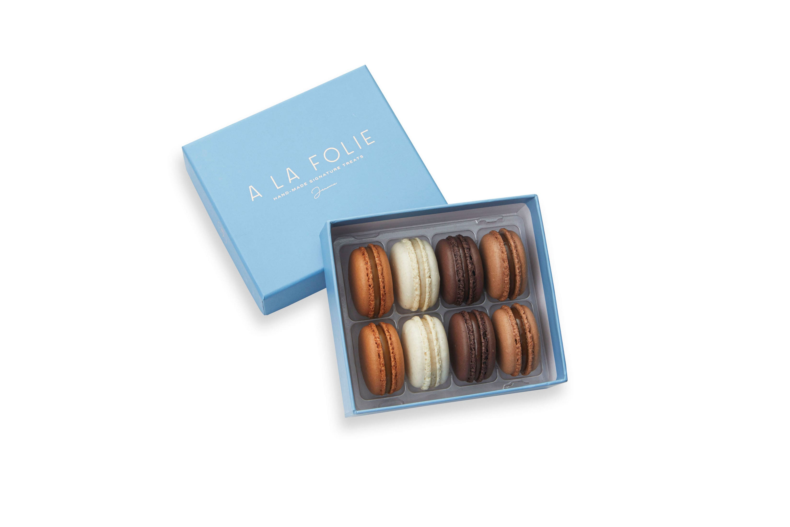 Macarons By A La Folie