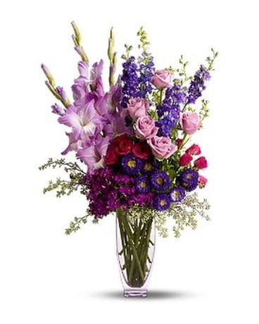 Teleflora's Bunch of Love Flower Arrangement