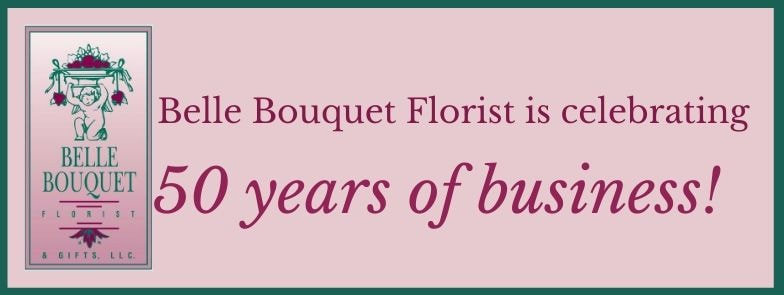 Flower Delivery to Saraland by Belle Bouquet Florist & Gifts, LLC