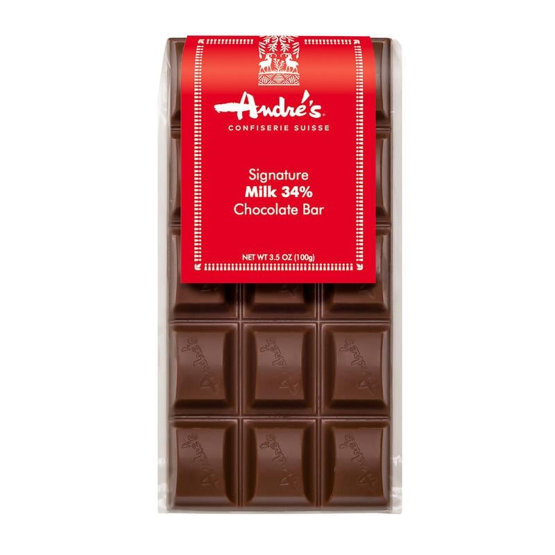 Andre's Premium Milk Chocolate Bar