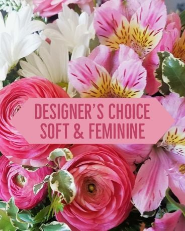 Designer's Choice- Soft & Feminine