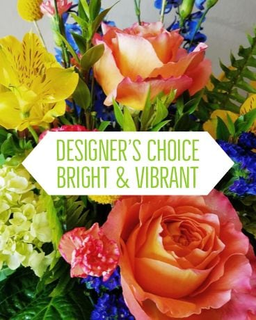 Designer's Choice- Bright & Vibrant