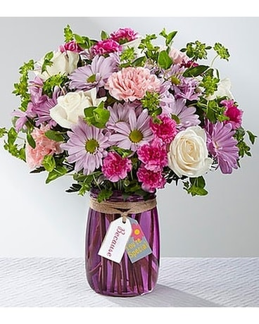 Because You're Special Bouquet Flower Arrangement