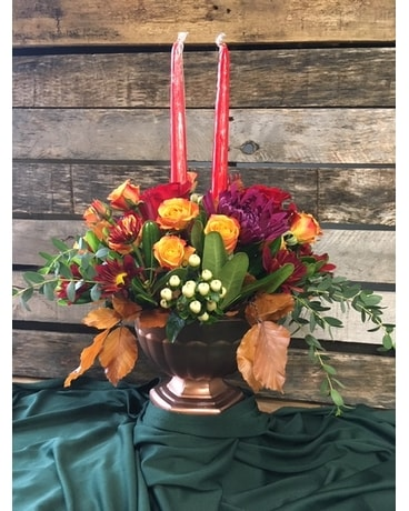 From Our Table To Yours Flower Arrangement