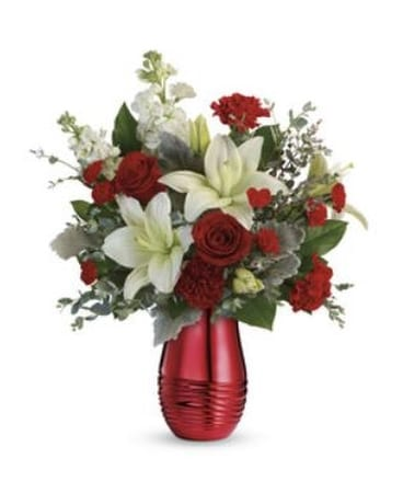 Be Mine Valentine Bouquet Flower Arrangement