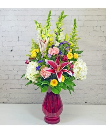 Beautiful Wishes Bouquet Flower Arrangement