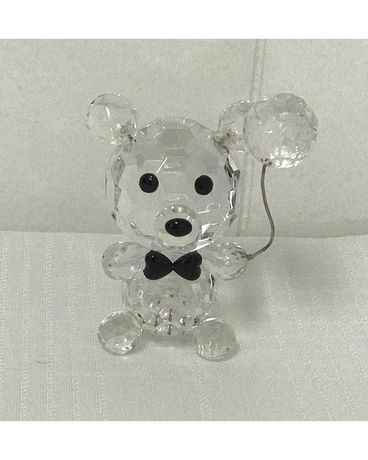 Clear Crystal Bear Gifts