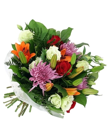 Designer's Choice Hand Tied Bouquet Bouquet