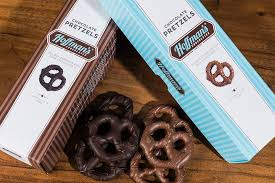 Hoffman's Chocolate Covered Pretzels