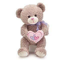 Bear with Pink Heart
