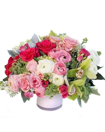 Pink Joy Flower Arrangement