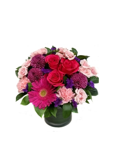 Bejeweled Beauty Flower Arrangement