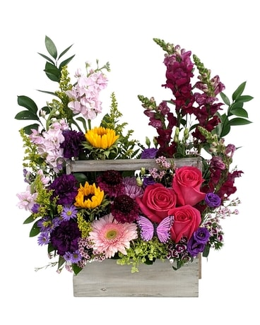 Sweet Wish Flower Arrangement