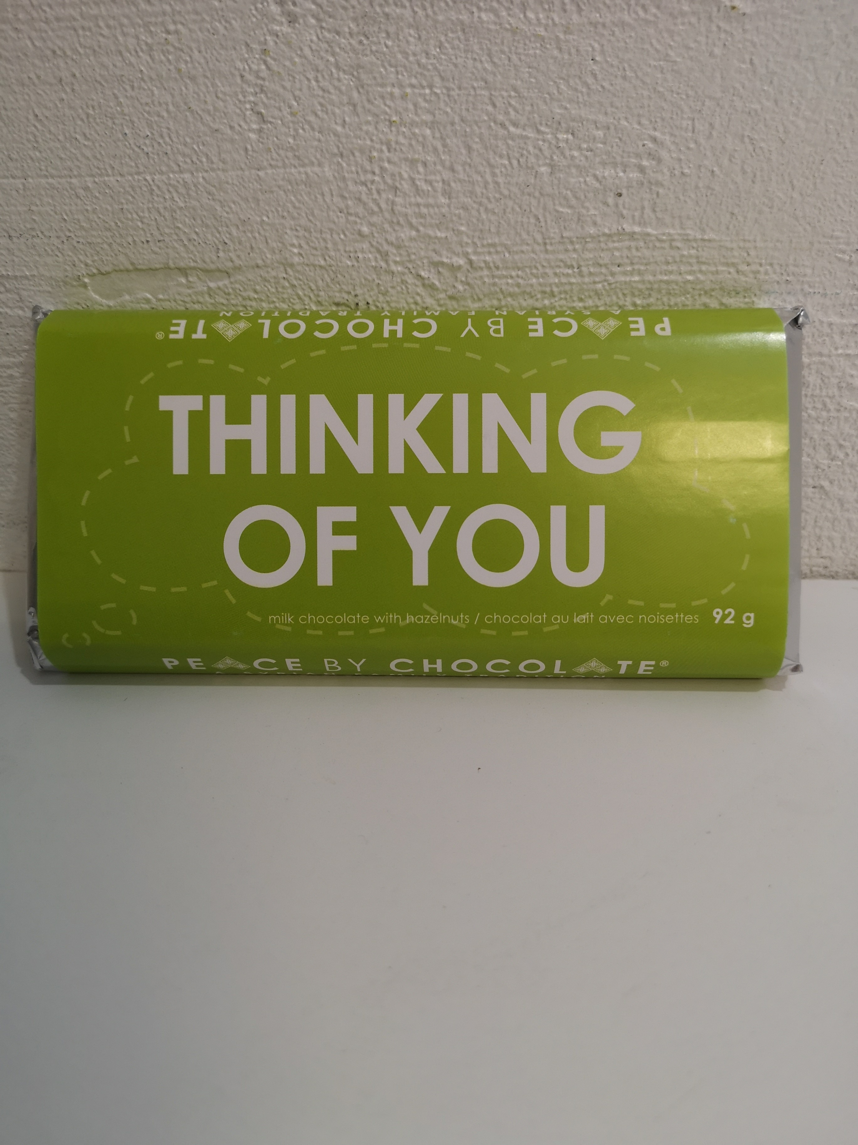 Thinking of You Chocolate Bar