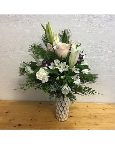 Winter Dreams Flower Arrangement