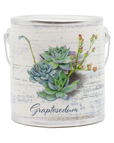 Country Fresh Candle Pail