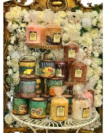 Sweet Smelling Candles Jar Candle
