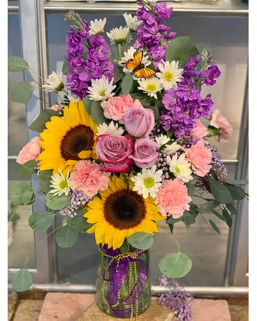 You Are My Sunshine (NO COUPONS) Flower Arrangement