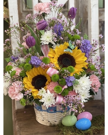 Easter Parade (NO COUPON) Flower Arrangement