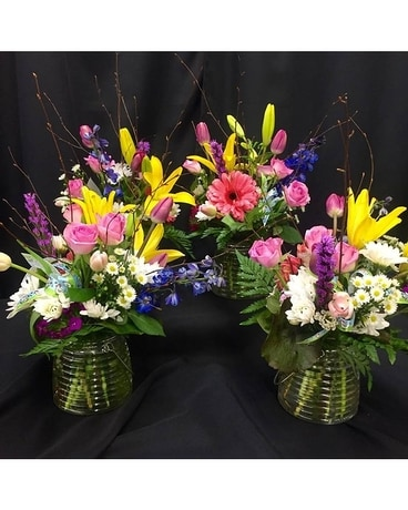 Pastel Expressions Flower Arrangement