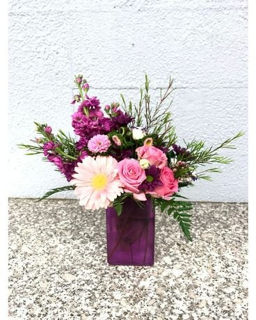 Garden Mix Flower Arrangement