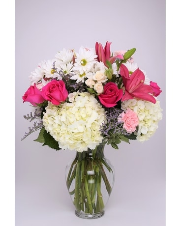 Romantic Journey Flower Arrangement