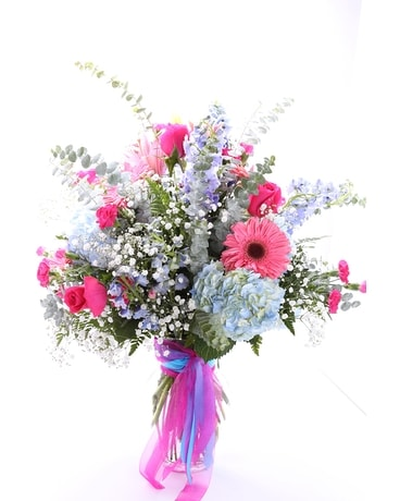 Sweet Baby Flower Arrangement