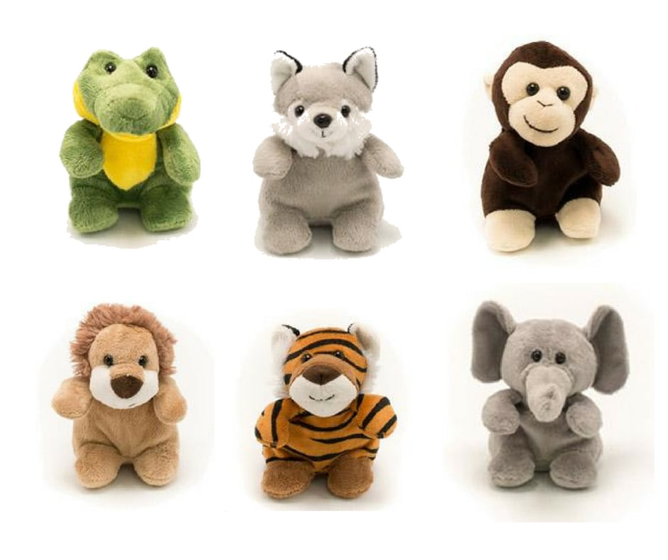 Zoo! Animal Plushie