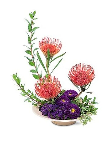 Protea Paradise Flower Arrangement