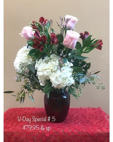 Special #5 Flower Arrangement