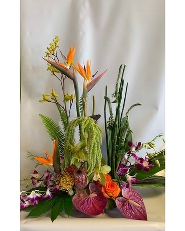 Fairy Garden - Flower Arrangement