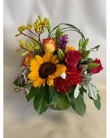 Life by the Bowlful - Flower Arrangement