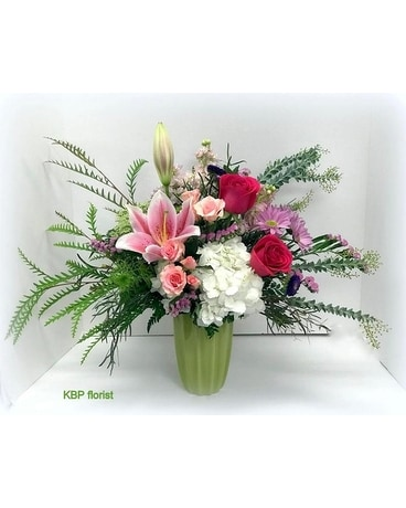 Stargazer delight Flower Arrangement