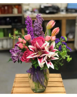 The Alexander bouquet Flower Arrangement
